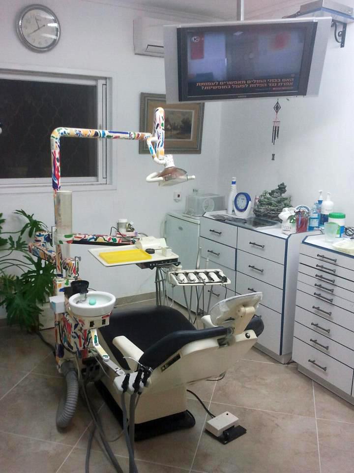 """רופא שיניים ביהוד ד""""ר הוד"""
